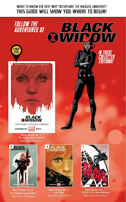 Black Widow Vol. 1: S.H.I.E.L.D.'s Most Wanted