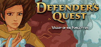 Defender's Quest: Valley of the Forgotten Game Logo