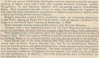 British Chess Magazine nº5 - Mayo 1956