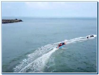 Lokasi Pantai Marina Anyer