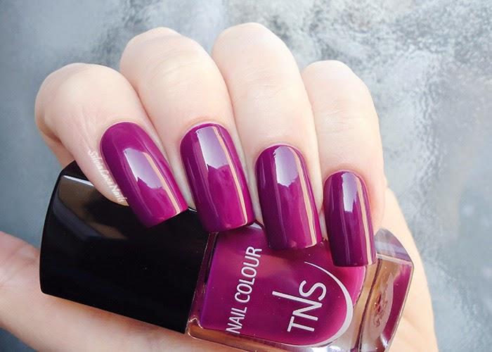 TNS Cosmetics Rose Macarons
