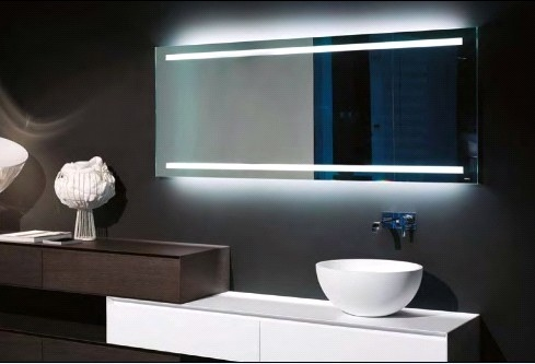 Illuminated Bathroom Mirrors Mirror