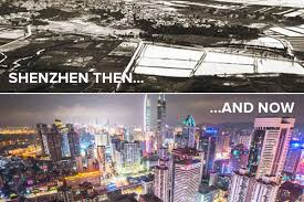 Special Economic Zone of Shenzhen Anniversary