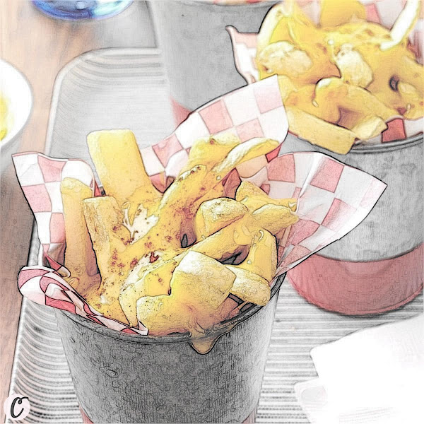 Cheese 🧀 Fries 🍟