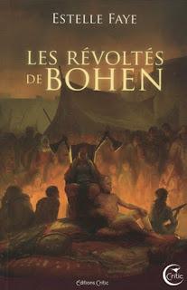 Couverture du livre Les révoltés de Bohen