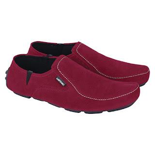 Sepatu Casual Slip On Pria Catenzo TE 004