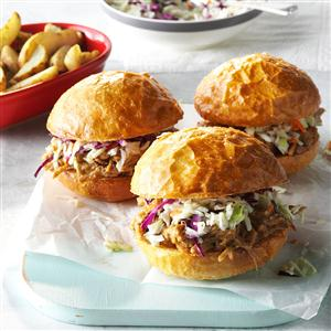 PB&J Pork Sandwiches ~ source:tasteofhome.com