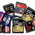 SD Card එකේ Size එක අනුව හා එහි ඇති විස්තර හදුනා ගනිමු