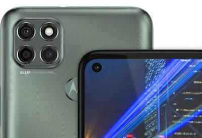 Motorola G9 Power llega a Guatemala