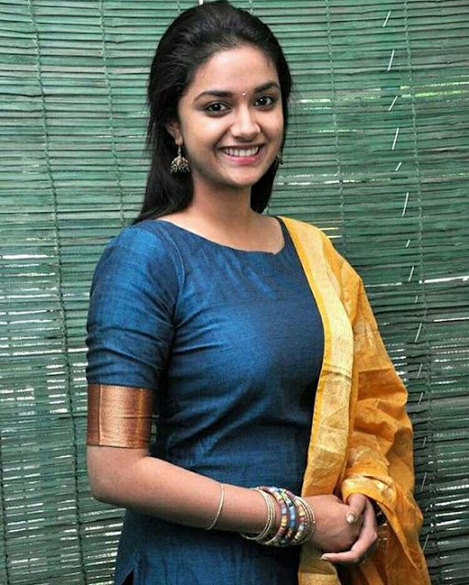 Hd Wallpapers of Keerthi Suresh