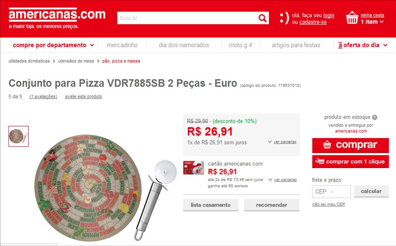 Blog com receitas pizza utens lios teis e f teis que a for Utensilios pizza