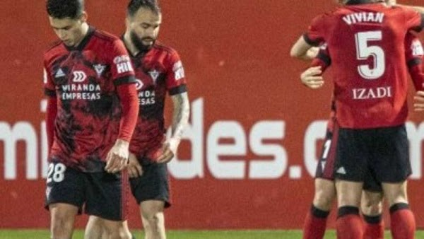 El Mirandés - Tenerife se suspende por trece casos positivos por COVID en el equipo rojinegro