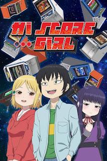 High Score Girl (Hi Score Girl) - Temporada 1 e 2 Dublado em Português do Brasil em HD