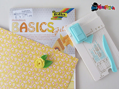 punch board bag e carta per scrapbooking di opitec italia