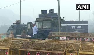 दिल्ली, यूपी व उत्तराखंड में नहीं होगा चक्का जाम, अन्य जगह सड़कों को किया जाएगा बाधित   #NayaSaberaNetwork