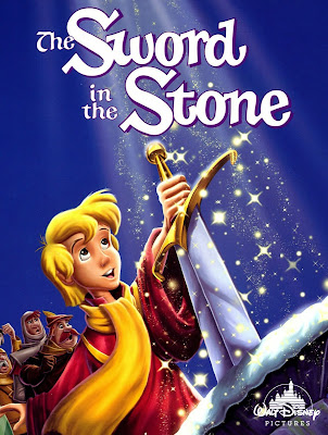 Poster Of The Sword in the Stone (1963) In Hindi English Dual Audio 300MB Compressed Small Size Pc Movie Free Download Only At worldfree4u.com