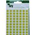 Yellow Dots 8mm