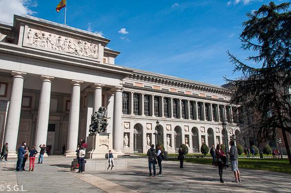 Museo del prado. Ruta lowcost por Madrid