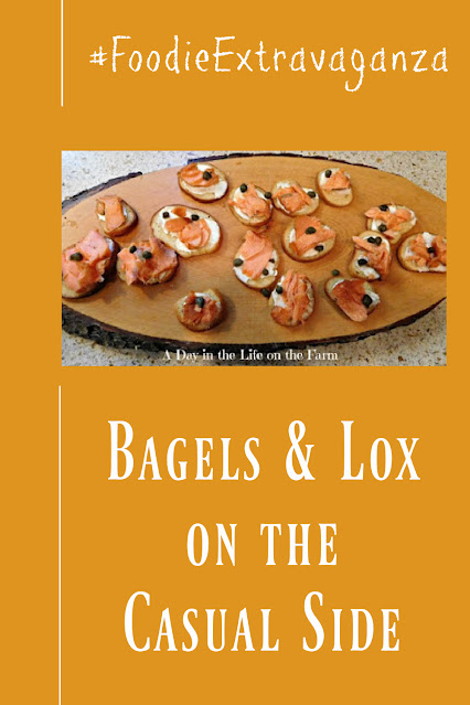 Bagels and Lox pin