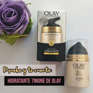 Pruebo y te cuento: 7 in one de Olay 06