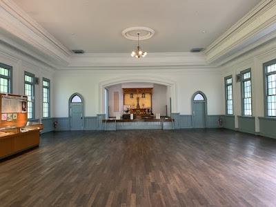 教誨堂の内部