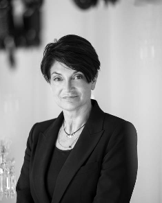 Daniela Riccardi is CEO of luxury glassware manufacturer Baccarat
