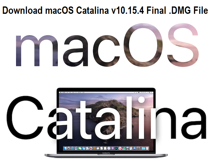 macOS Catalina 10.15.4 Final