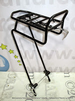SAPIENCE YS03BFCA ALLOY FRONT BICYCLE LUGGAGE ADJUSTABLE RACK