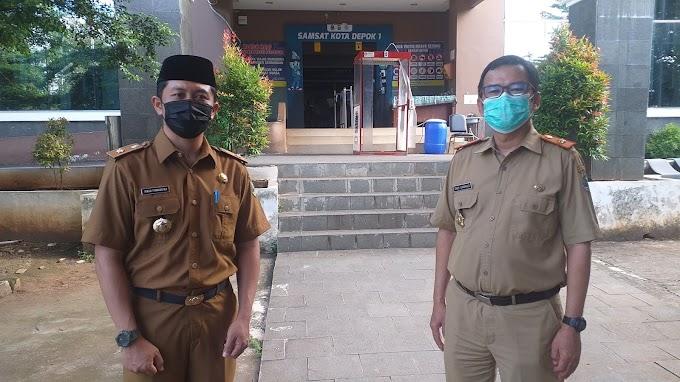 Ditengah Pandemi, Samsat Depok optimis Bisa Capai Target