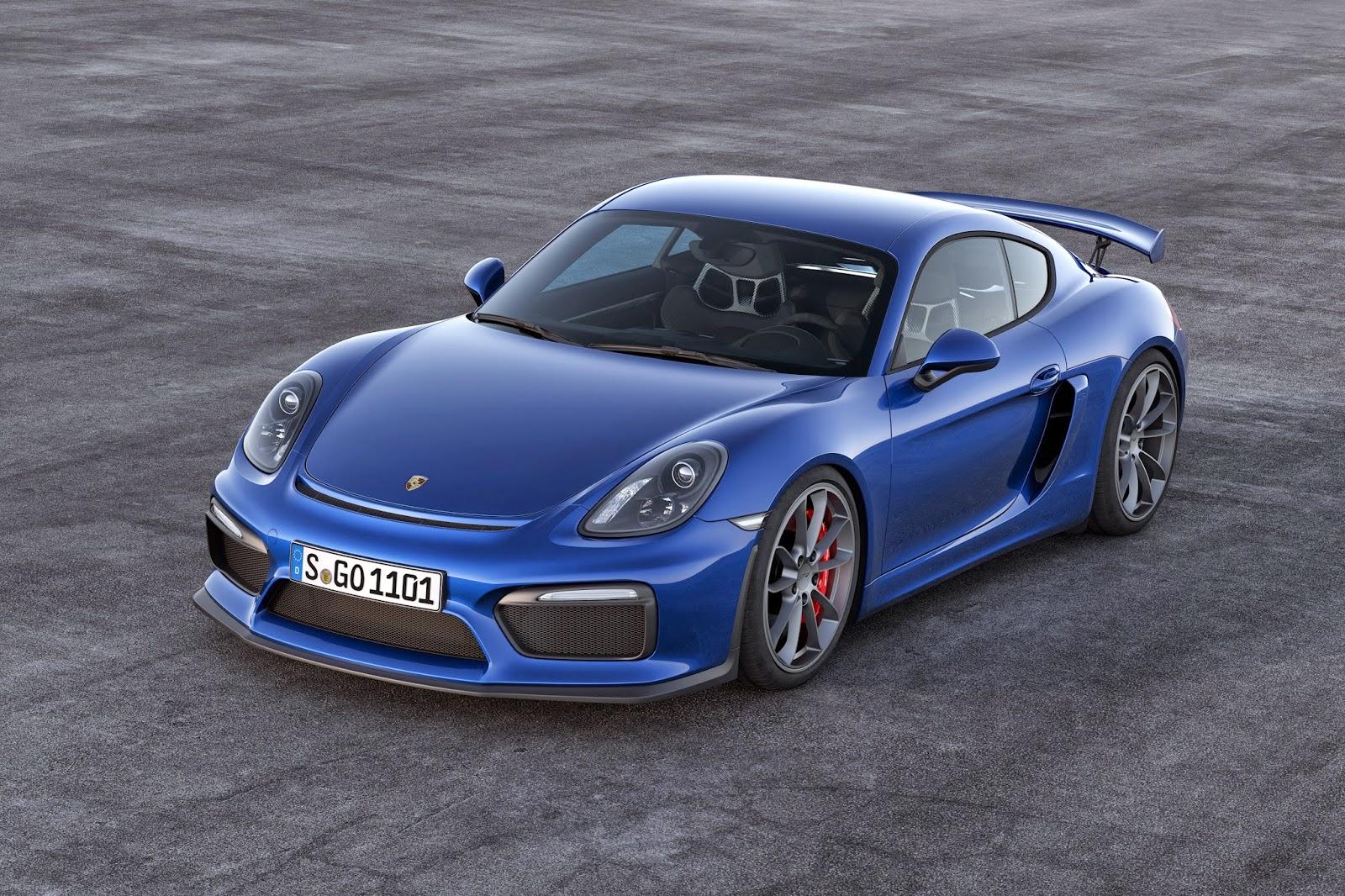 New Porsche Cayman GT4 Vs. Used '997' 911 GT3 [w/Poll