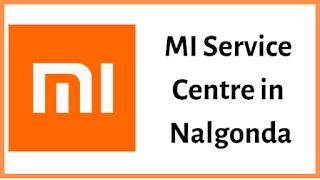 Xiaomi Mi Service Centres in Nalgonda