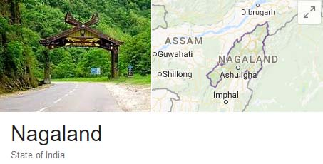 How to Search Aadhaar Bank Enrolment Center in Nagaland