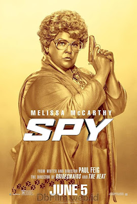 Sinopsis film Spy (2015)