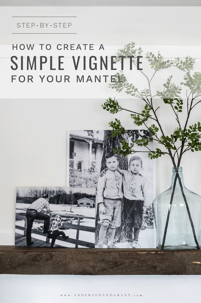 How to create a simple vignette