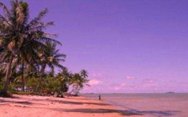 Wisata Pantai Aceh Tamiang