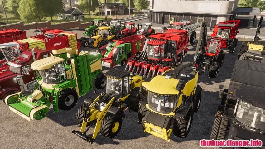 Tải game Farming Simulator 19 miễn phí