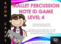 Mallet Percussion - Lvl 4