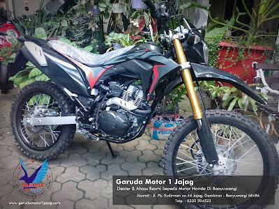 harga terbaru motor Honda Banyuwangi
