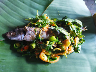 Resep Pepes Ikan Cue