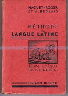 Méthode de Langue Latine, 1954