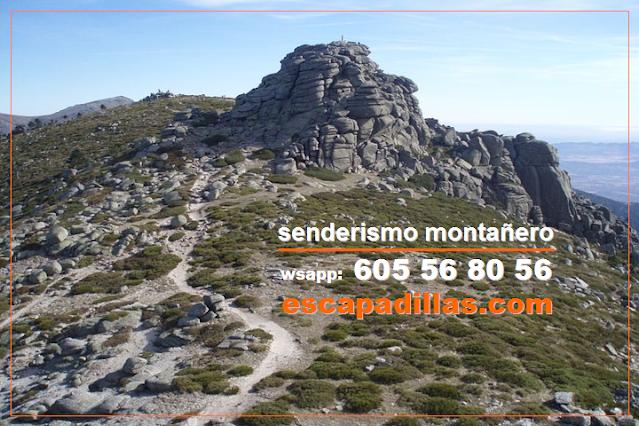 Sierra del Dragon y Pico Somontano con - escapadillas.com