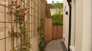 Hanway Wills Family garden