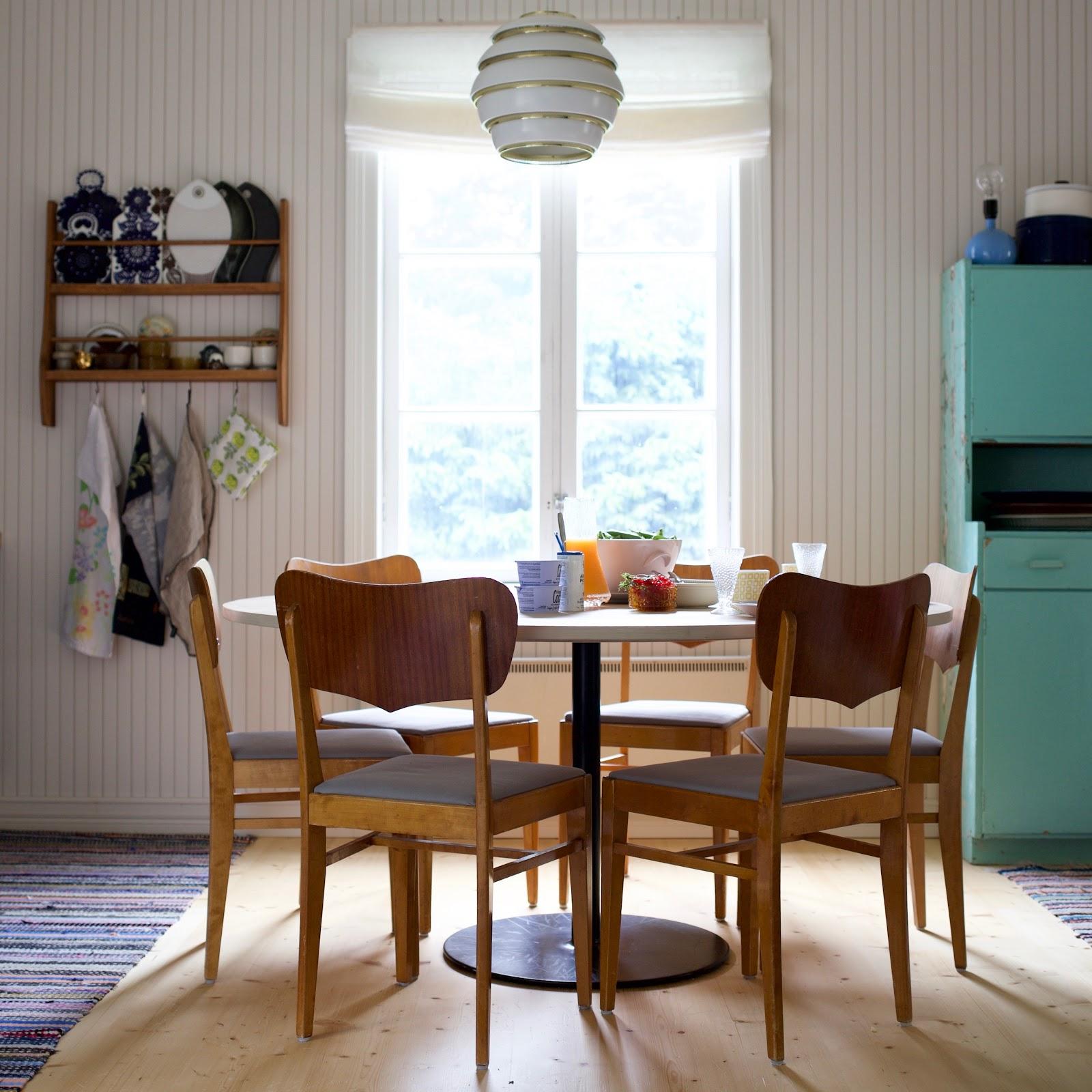 DIY pyöreä ruokapöytä. Iso pyöreä ruokapöytä. Pyöreä ruokapöytä kuudelle. Pyöreä ruokapöytä 150 cm. Pyöreä ruokapöytä trumpettijalka. Pyöreä pöytä yhdellä jalalla. Tee itse ruokapöytä.