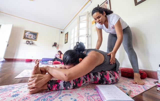 🧘🏽♂️Horarios│Clases de Yoga para todos los niveles 🤸