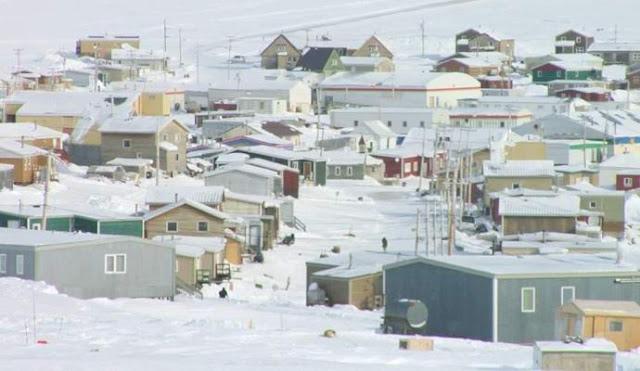 Канадские военные ищут на севере источник зловещего звука