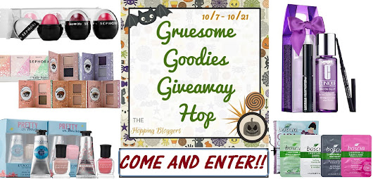 The Gruesome Goodies Giveaway Hop! ((ENDS OCTOBER 21 @11:59PM EST))