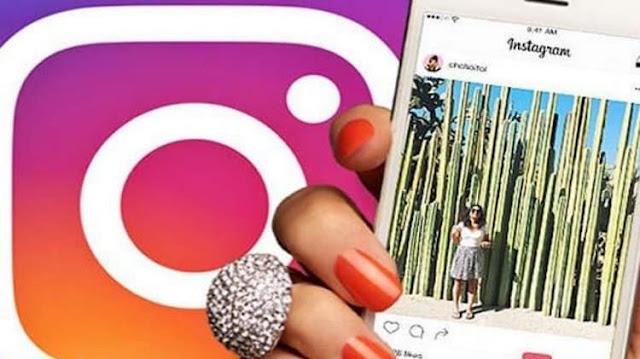 Menyimpan Video Dari Instagram