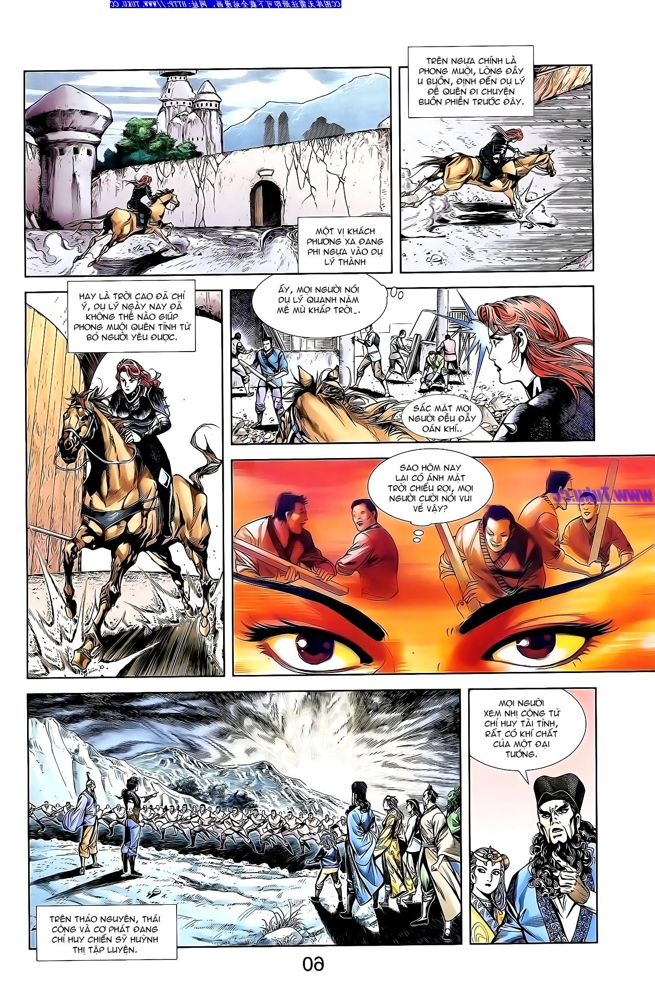 Cơ Phát Khai Chu Bản chapter 144 trang 17