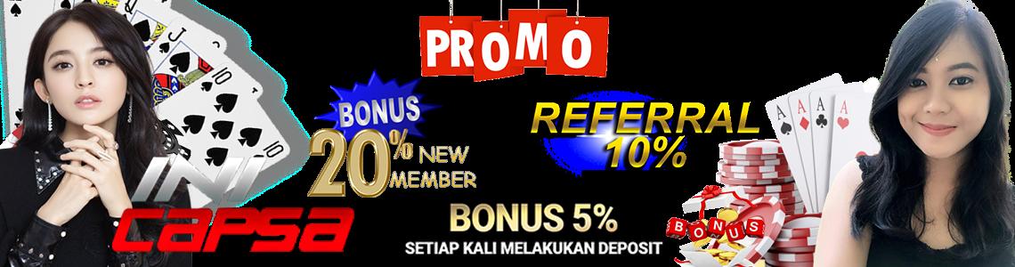 Promo Bonus Deposit INICAPSA-2
