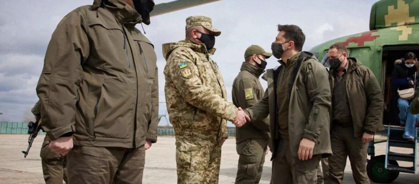 Πιέσεις σε Ζελένσκι για να διακόψει διπλωματικές σχέσεις με τη Ρωσία - Ζιρινόφσκι: «Να κτυπήσουμε πρώτοι με πυρηνικά»!